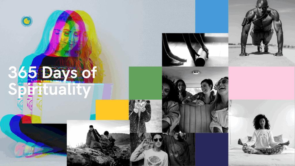 Free ebook: 365 days of Spirituality | My personal mind-map