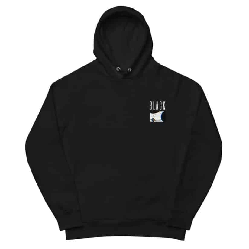 BLACK collection hoodie unisex