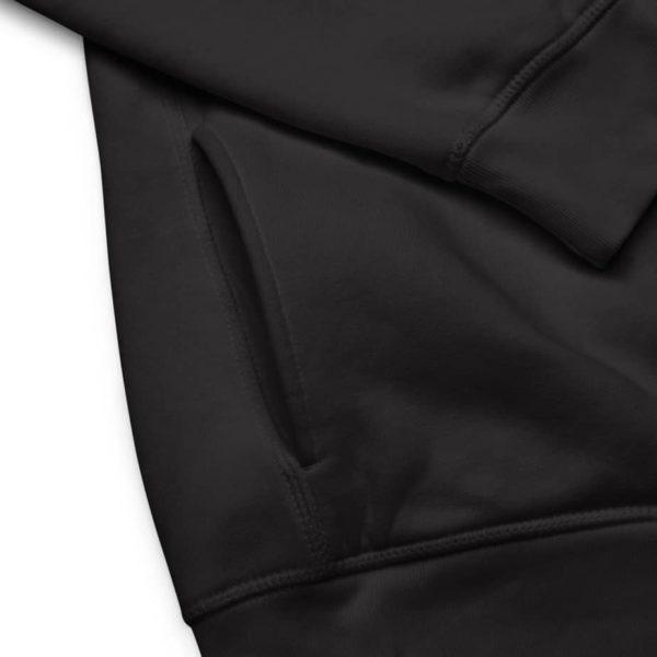 unisex eco hoodie black 5ff075e823528