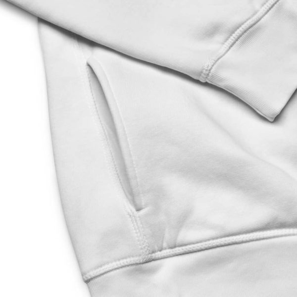 unisex eco hoodie white 5ff3874a81174