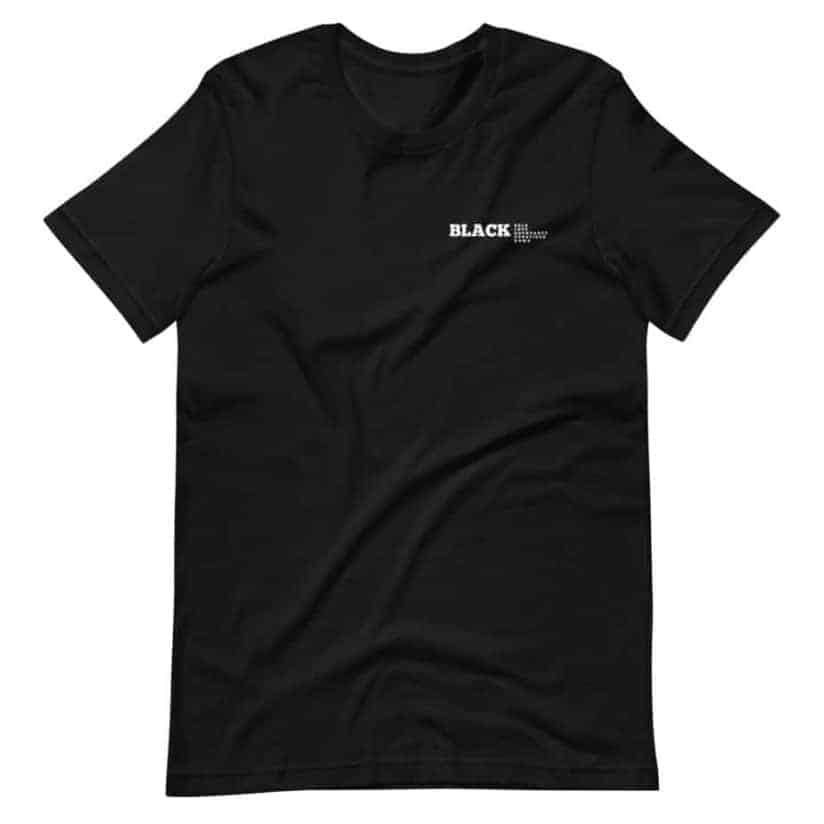 black tees collection man