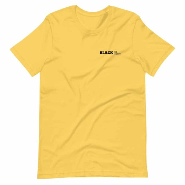 unisex premium t shirt yellow 5ff1fcbbe0e4c