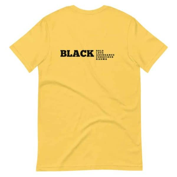 unisex premium t shirt yellow 5ff1fcbbe10b1