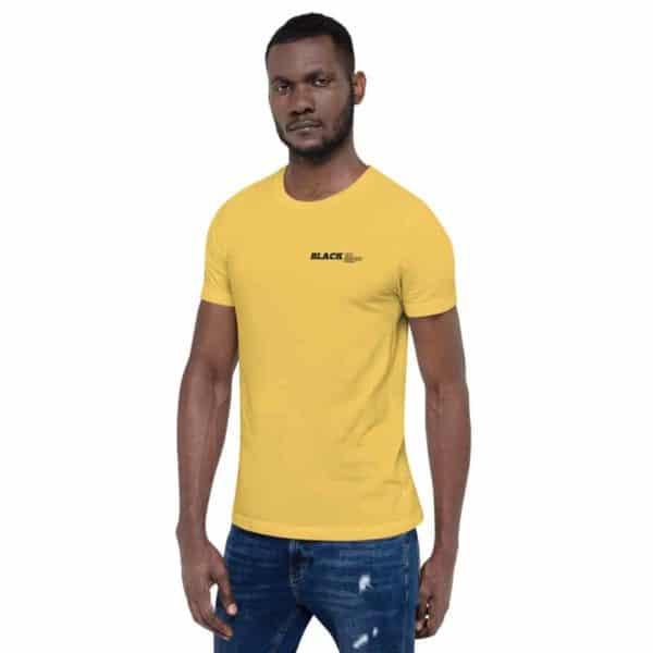 unisex premium t shirt yellow 5ff1fe6e81fc5