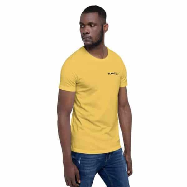 unisex premium t shirt yellow 5ff1fe6e820f6