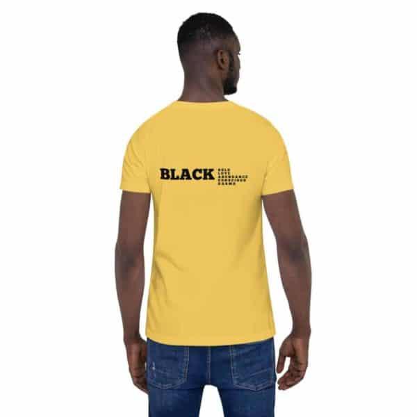 unisex premium t shirt yellow 5ff1fe6e822a6