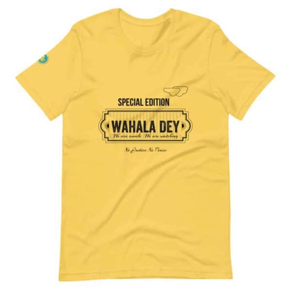 unisex premium t shirt yellow 5ff6209c033ca