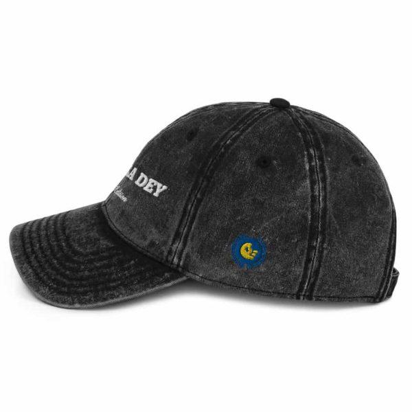 vintage cap black left side 600f285824b99