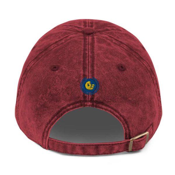 vintage cap maroon 5ff1f657d6769