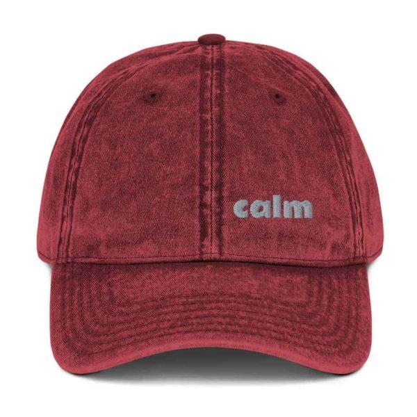 vintage cap maroon 5ff78224990e9