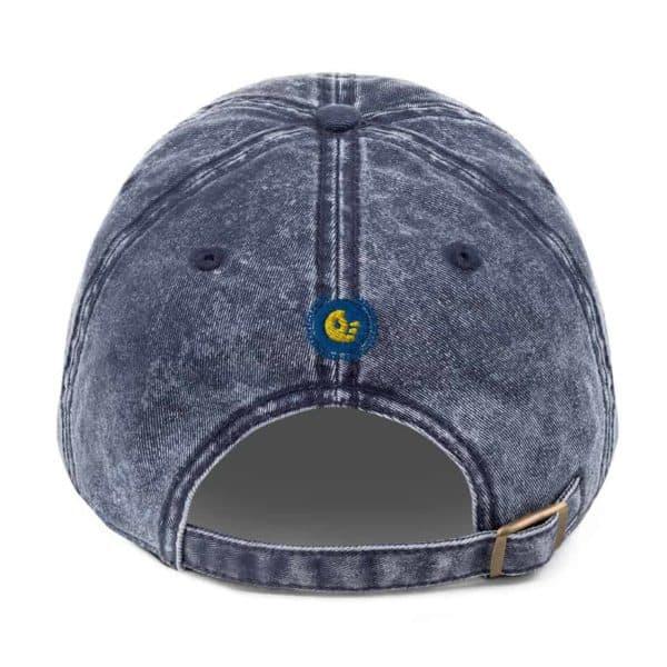 vintage cap navy 5ff1f657d6557