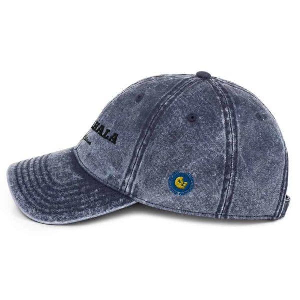 vintage cap navy 5ff5ee439c5cb