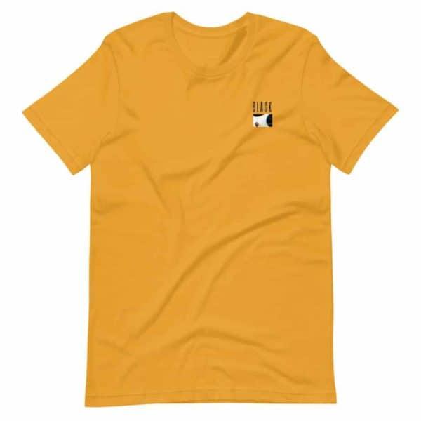unisex premium t shirt mustard front 60369284d8b3d