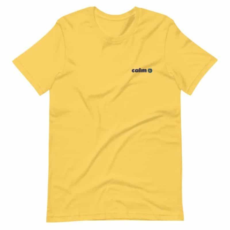 unisex premium t shirt yellow front 602edf9ce96ea