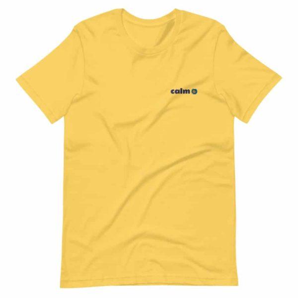 unisex premium t shirt yellow front 602ee25eb04b8