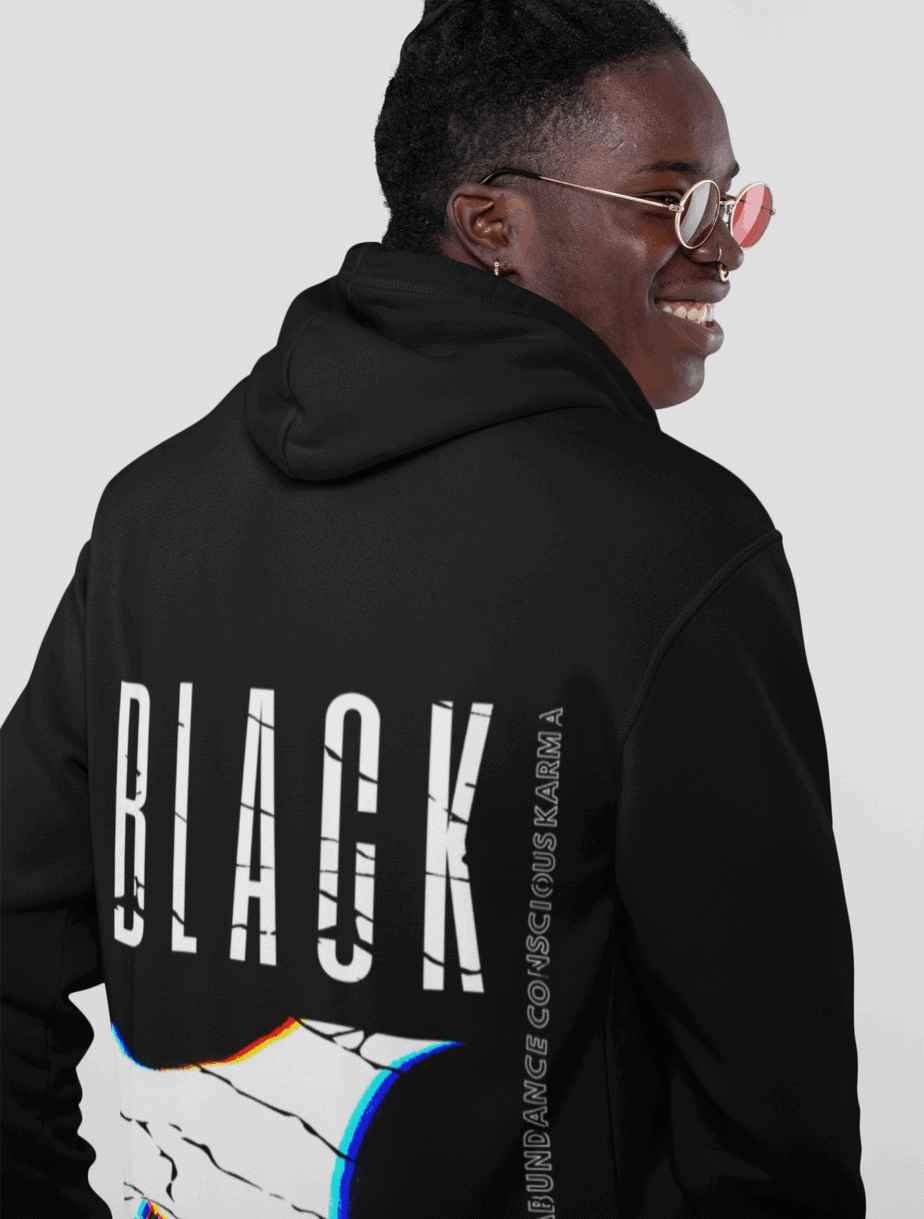 black hoodie collection consciousbuzz