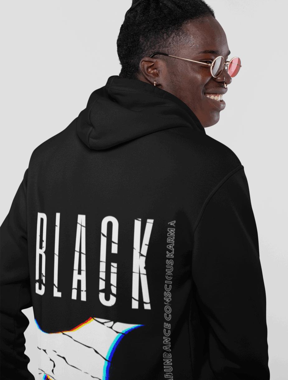 black hoodie collection consciousbuzz